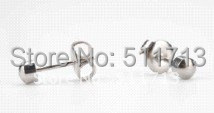 2015 Best Selling Round Ball Sterile Ear Piercing Stud(China (Mainland))