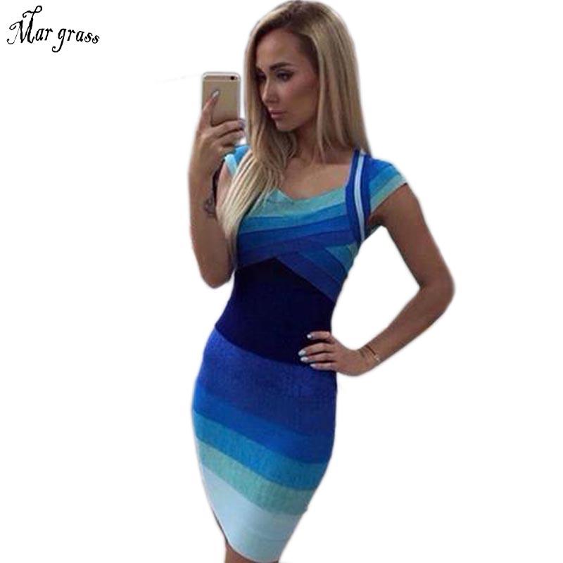 2016 New Style Summer Dress Patchwork Women Dress Sexy Kleid V-neck Sleeveless Party Dresses Vestidos Abiti Desigual