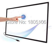 Buy 47 inch 10 points IR touch panel infrared touch screen display work 47 inch LCD panel support XP WIN7 android system for $121.50 in AliExpress store