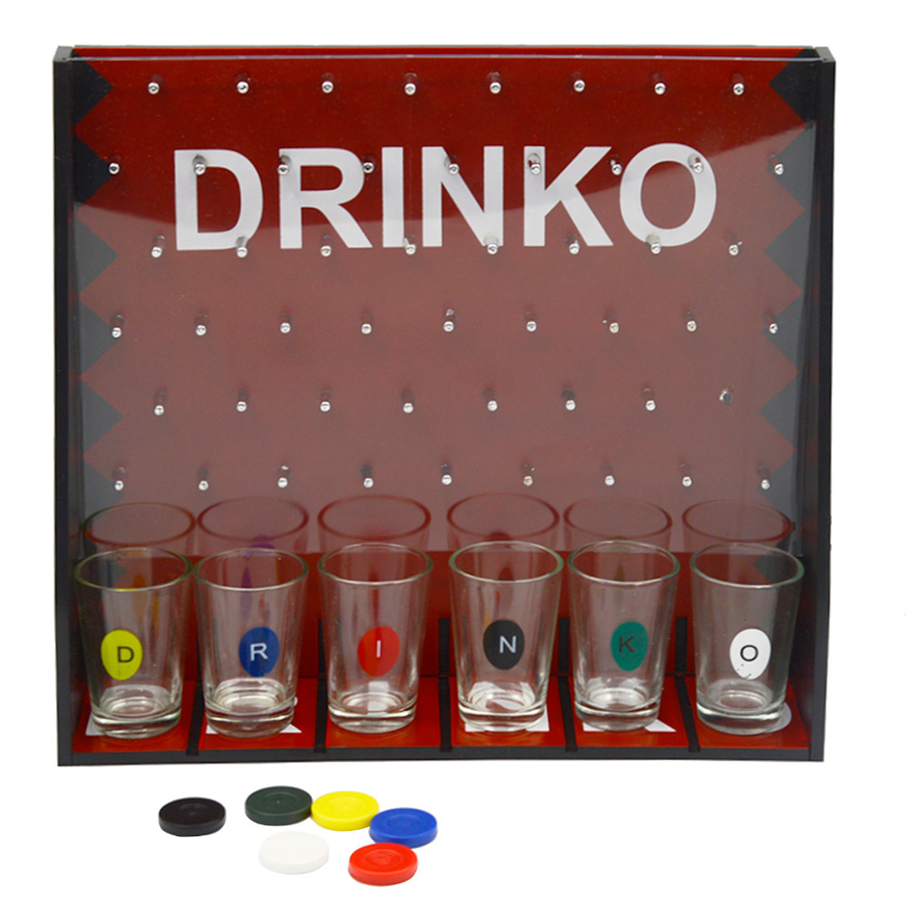 Drinking Board Game Set