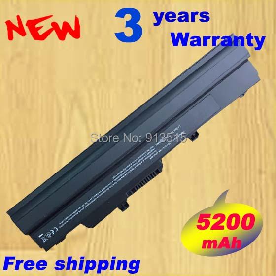 Laptop Battery Advent 4211 4211b 4211c 4489 BTY-S11 BTY-S12 MSI Wind U100 U135(China (Mainland))