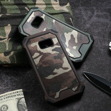 Buy Cases Covers Samsung Galaxy S6 SVI G9200 G9208 Army Camo Camouflage Pattern PC TPU Armor Anti-knock Protective Back Cover for $2.87 in AliExpress store