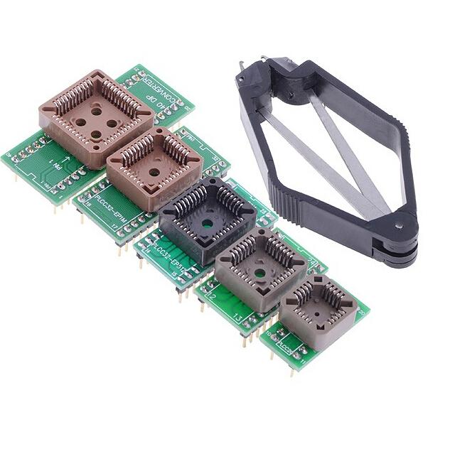 все цены на Электронные компоненты KS PLCC20 PLCC28 PLCC32 PLCC44 онлайн