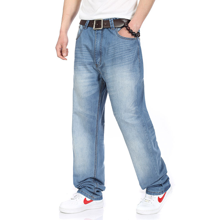 Man spring 2016 famous brand jeans and best quality for man jeans large size perfume men #1827(China (Mainland))