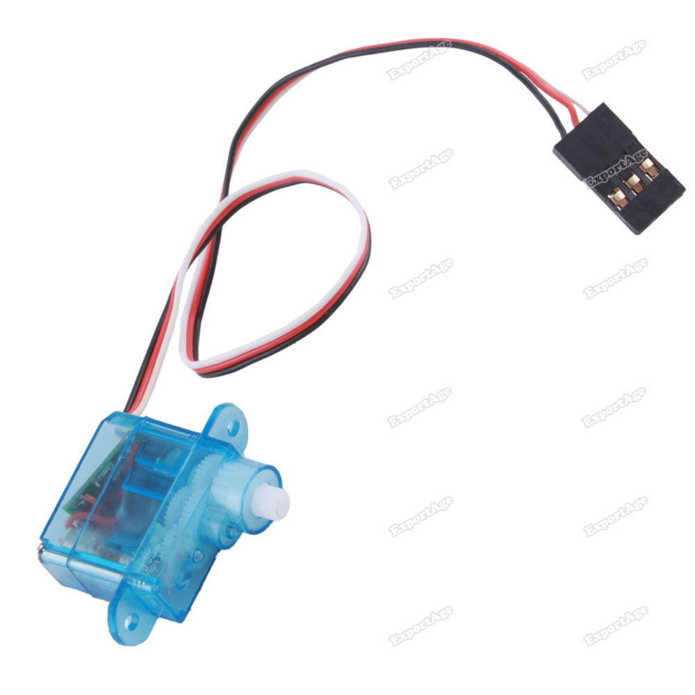 LidaBack High Sensitive 3.7g Mini Micro Servo Nylon Gear for RC Plane Helicopter Airplane 24 hours dispatch(China (Mainland))