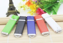 Wholesale fashion 4 Color 4GB 32GB Business USB Flash Drive Thumb Memory Flash Stick Pen drive 16 gb birthday Personality Gift(China (Mainland))