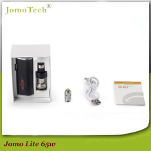 Buy Original JomoTech Electronic Cigarette Kits 3ml Tank 65W Box Mod E-Cigarette Vape Hookah Pen 2200mAh Lite 65w Vape Mod Jomo-86 for $32.60 in AliExpress store