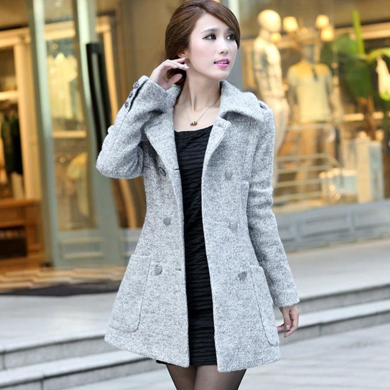 Ladies Winter Wool Coats - Coat Nj