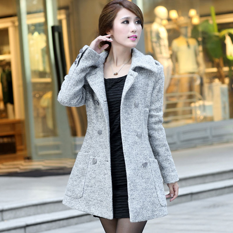 Ladies Long Coats On Sale - JacketIn