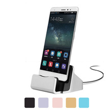 Micro USB mobile phone charger universal Aluminum Alloy charging base V8 Android Samsung Huawei Xiaomi Meizu - SHZONS Store store
