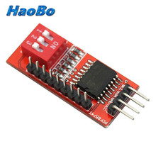 Buy 10PCS PCF8574T I/O Fr I2C Port Interface Support Arduino Cascading Extended Module Best Price for $14.83 in AliExpress store