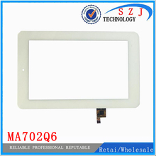 New 7'' inch touch screen for HP 7 plus touch panel Tablet PC touch panel digitizer MA702Q6 80701-0A4837E Free shipping(China (Mainland))