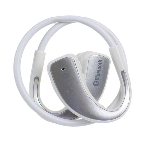 Wireless Bluetooth Headset Sweatrproof Headphone Noise Cancelling Earphone with mic Earbuds Earpiece For Sport Running Jogging