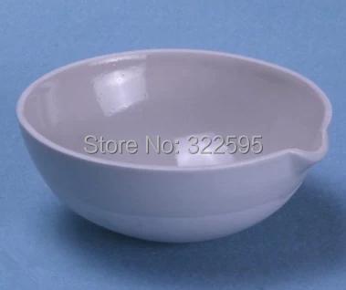 500ml porcelain evaporating dish one pc free shipping