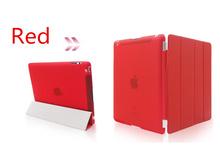Высокое качество 9 цвет свободного покроя сельма PU кожаный чехол стенд крышка 10 » пк планшет чехол для Ipad 2 / 3 / 4 с режим сна / пробуждение функция планшет