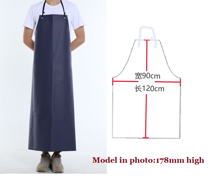 Industrial Water Oil Acid Base Proof Apron Specially for Stone Counter-top Fabrication(China (Mainland))
