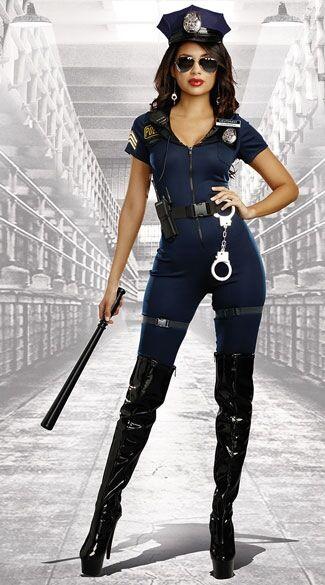 New Dollar Officer Costume 2