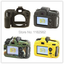 Buy Nice Soft Silicone Rubber Camera Protective Body Cover Case Skin Nikon D7200 D7100 Camera Bag for $11.52 in AliExpress store