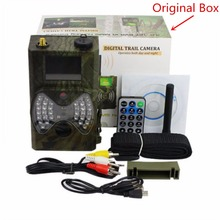 High Quality Suntek HC300M Hunting Trail Camera HC-300M Full HD 12MP 1080P Video Night Vision Scouting Infrared MMS GPRS(China (Mainland))