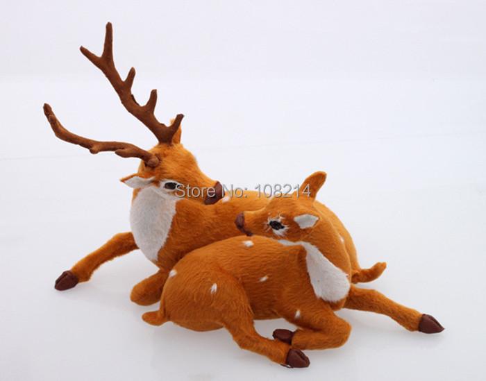 Игрушки олени