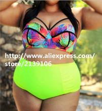 2016นิวพลัสขนาดการออกแบบดูslimmerผู้หญิงบิกินี่ชุดว่ายน้ำไขมันสาวชุดว่ายน้ำ130-240ปอนด์XXXLชุดว่ายน้ำอวบเซ็กซี่