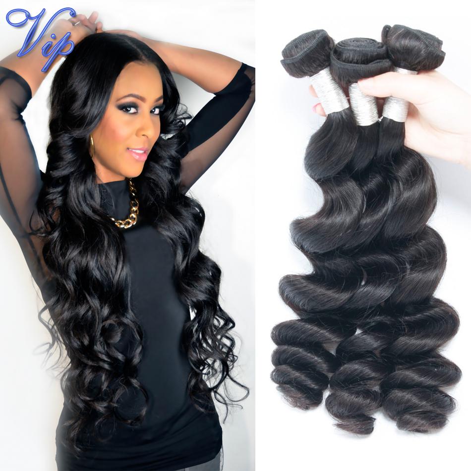 VIP Beauty Hair Malaysian Loose Wave Virgin Hair 6A Unprocessed Malaysian Virgin Hiar Loose Wave 4PCS Cheap Malaysian Human Hair<br><br>Aliexpress