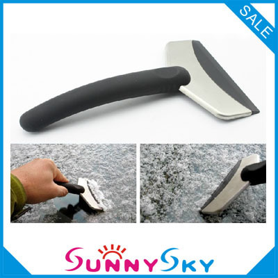 FREE SHIPPING.Hot sale Car Ice Shovel Scraper Car snow blade.Mini Car snow brush shovel.Car ice scraper Auto clean Winter tools.
