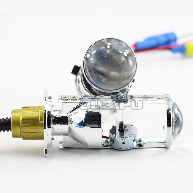 2015 New H4 Hi /Low Bi Xenon Projector Lens 35W HID Xenon ...