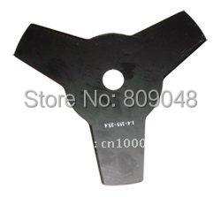 Petrol lawn mower blade; Triangular blades; Special harvester blade;5000pcs(China (Mainland))