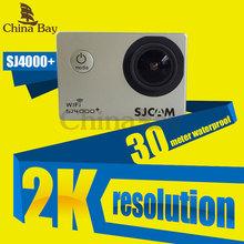 NEWEST Original SJCAM sj4000 plus wifi helmet action camera sports cam micro extreme 1080p waterproof hd dvr camcorder