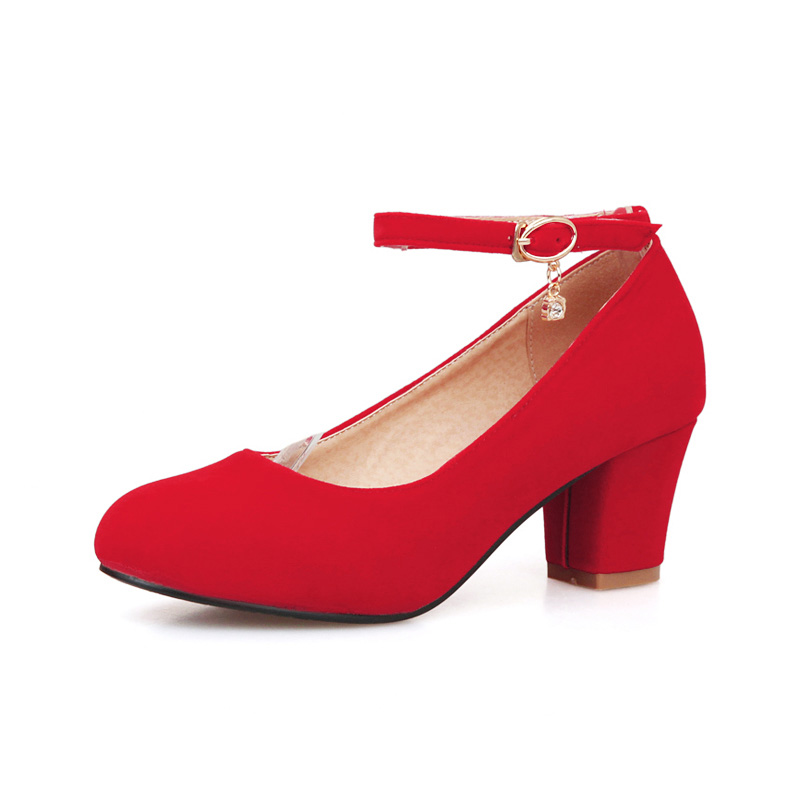 Online Get Cheap Red Small Heels -Aliexpress.com | Alibaba Group