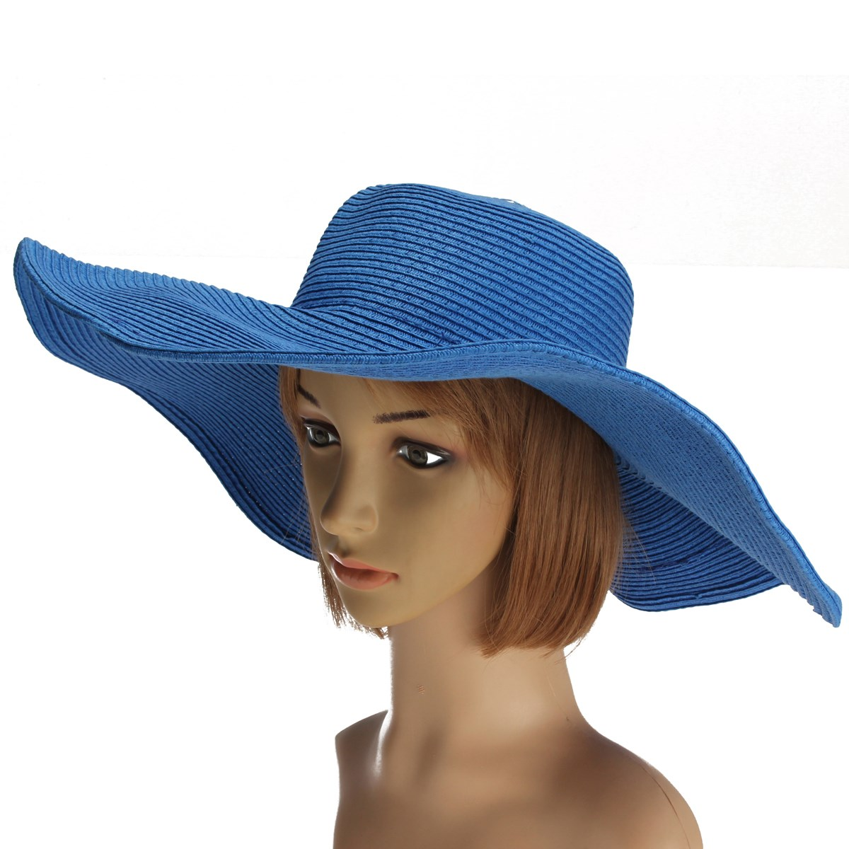 how to change the color of a straw hat