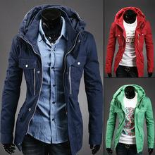 Верхняя одежда Пальто и  от Children Park для Мужчины, материал Полиэстер артикул 32343294150