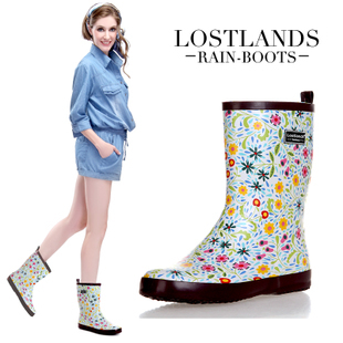 Compare Prices on Flower Rain Boots- Online Shopping/Buy Low Price ...