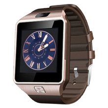 HB-09 Bluetooth Smart Watch WristWatch Watch Sync smart clock GSM GPRS SIM card Call play MP3 music for Android phone Samsung
