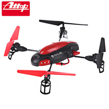 New Toy For ATTOP YD - 719 2.4G 4CH 6-Axis Gyro RTF Remote Control Quadcopter RC Toy(China (Mainland))