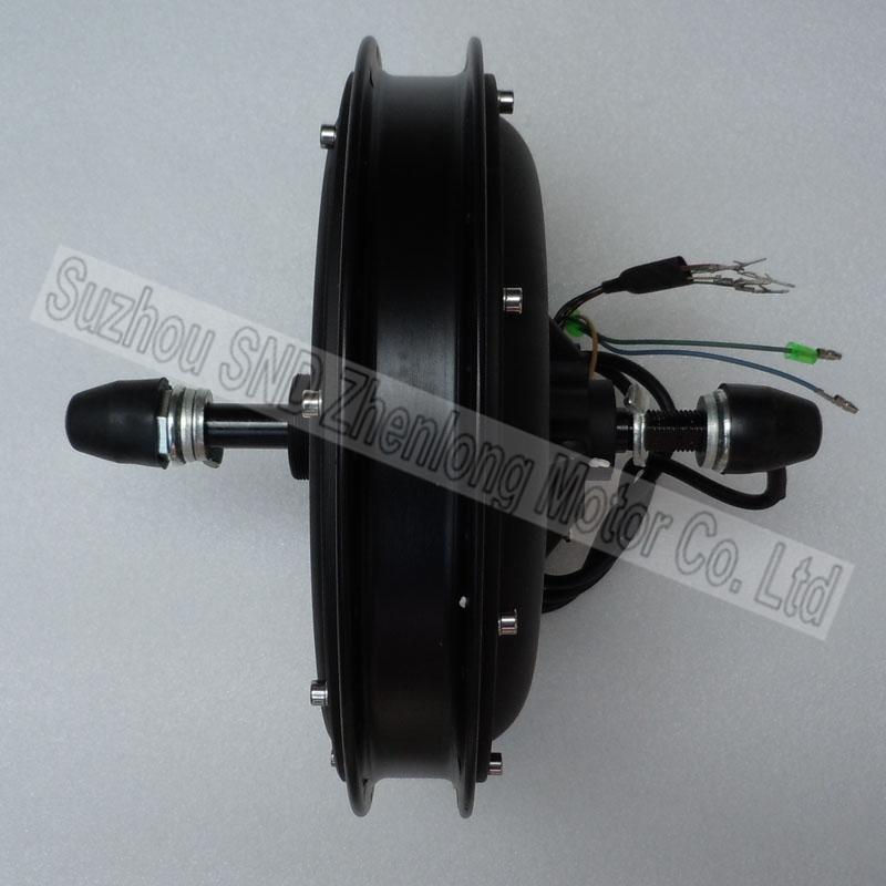 Buy Electric Bike Rear Spoke Hub Motor