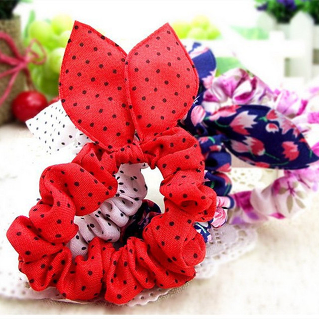 TS165 Lovely Cute Rabbit Ear Hairband  Head Jewelry! Wholesales AAA!!!