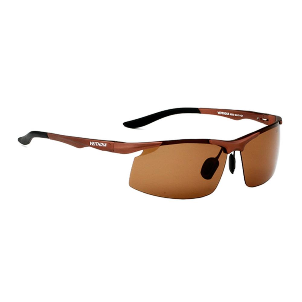 Hot Sale Men's Sunglasses Polarizer Aluminum Magnesium Fishing Car Driver Mirror Sunglasses Drop Shipping(China (Mainland))