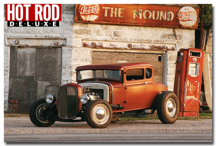 Hot Rod Cars Nice Silk Poster Print 24x36 inches 006(China (Mainland))