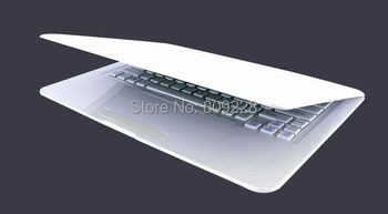 13.3 inch Ultra slim mini laptops 4GB RAM 500GB Windows 7 Intel Atom D2500 camera 1.86ghz best ultrabook laptop free shipping
