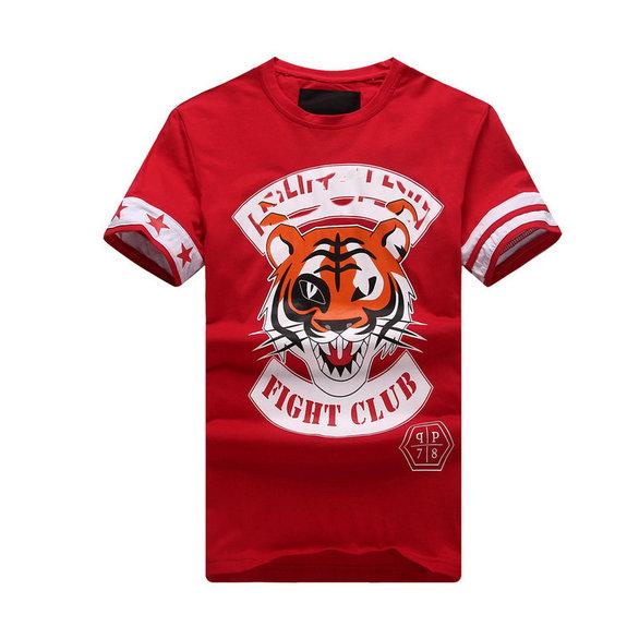 2015 Summer Famous Brand fitness Men Tshirts Fashion Men's T Shirt Casual Print Skulls Graphic T-Shirt Plus Size Cotton Tops tee - CN Shopping store