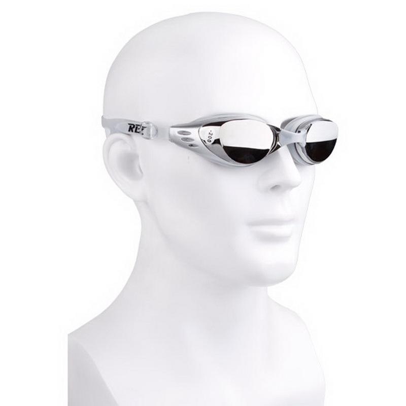 Myopia swimming goggles myopia goggles swimming glasses submersible mirror anti-fog waterproof 200 300 400 500 600 degrees M301(China (Mainland))