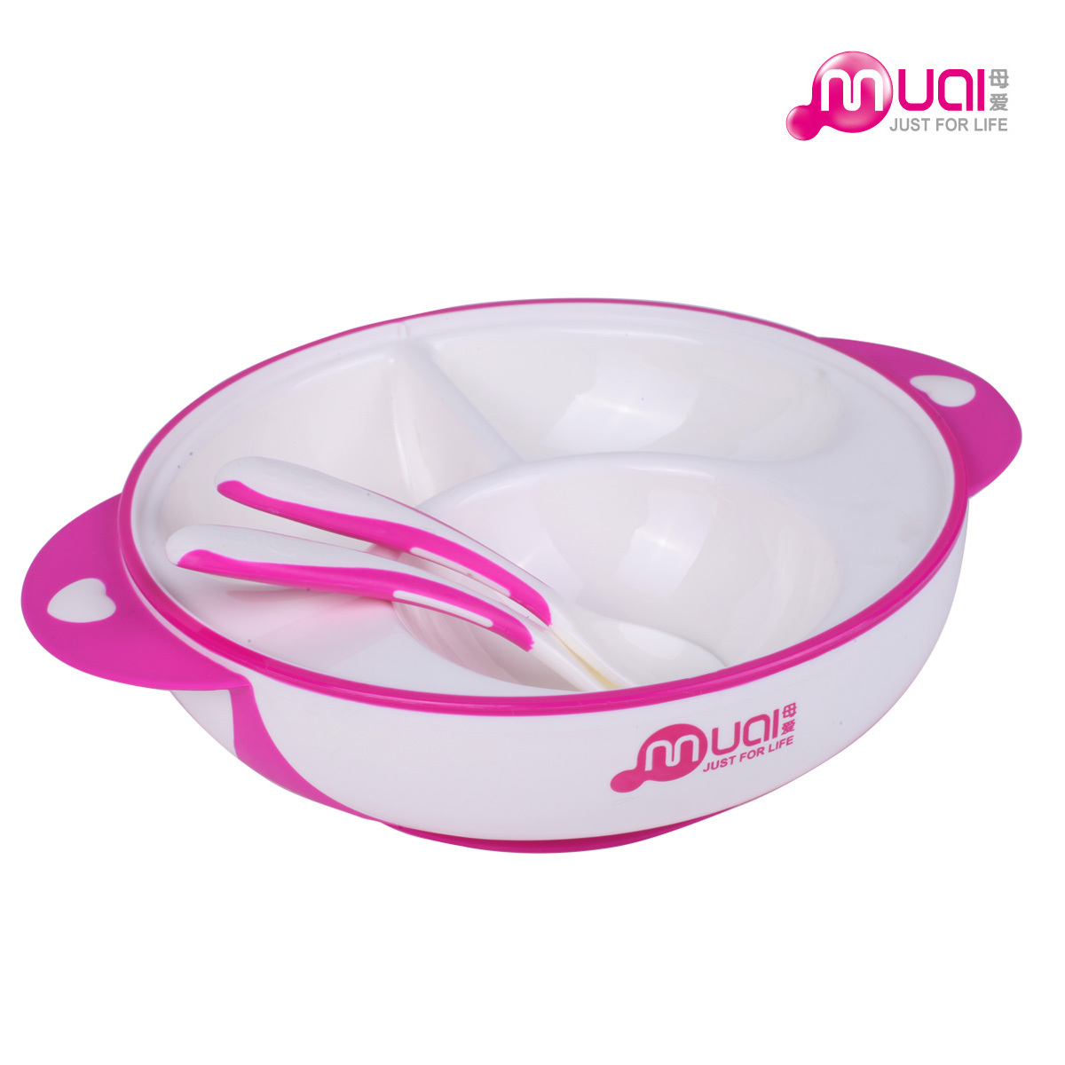 Baby child tableware slip-resistant cupsful pp insulation bowl pp spoon fruit and vegetable
