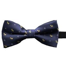 Men's Suit Accessories England Korean Style New Fashion Cartoon Bowtie 12cm * 6cm Multi-color Bowknot Butterfly TJ161144