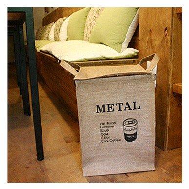 Hot cotton bedding storage bag metal 30*28*40cm high quality free shipping(China (Mainland))