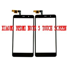 "Original Xiaomi Redmi Note 3 Touch Screen Panel Digitizer Replacement Spare Parts Black 5.5"" Inch Free Repair Tools(China (Mainland))"