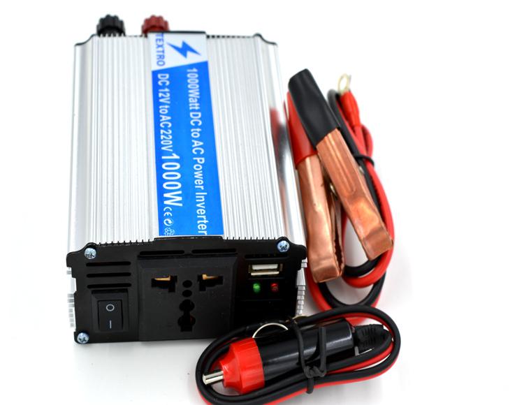 Инвертирующий усилитель мощности 1000W DC 12 220 v