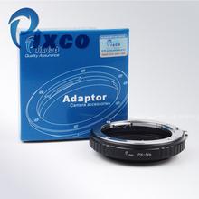 Buy Pixco Macro lens Adapter Ring Glass Work Pentax Lens Nikon F Mount D7000 D3100 D300S D3000 D3X D90 D700 D810 for $14.55 in AliExpress store