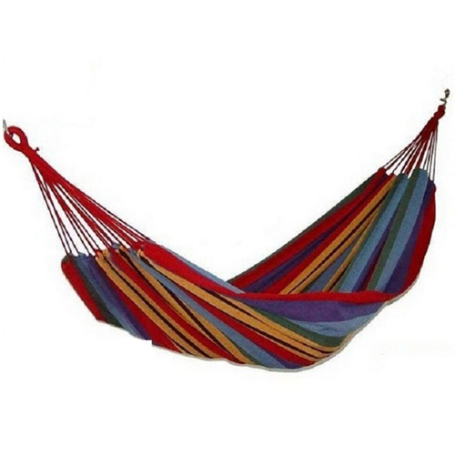 fashion swing sack Max 120KG Canvas hammock outdoor 200*150cm 2 people hammock garden swing set indoor swing bed relaxing casual(China (Mainland))